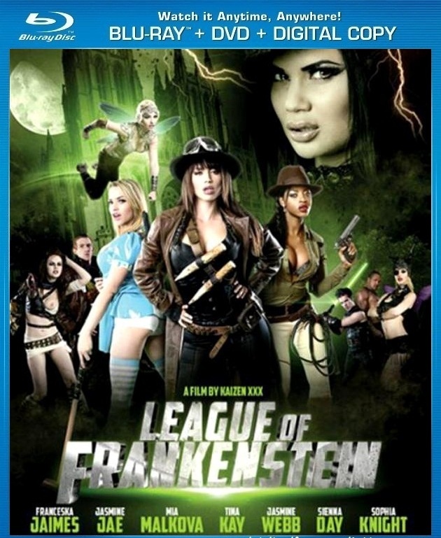 8 ตอนเต็มๆ League of Frankenstein (2015) 8 Ep Full