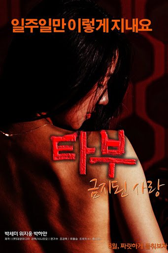 18+ TABOO FORBIDDEN LOVE (2015)