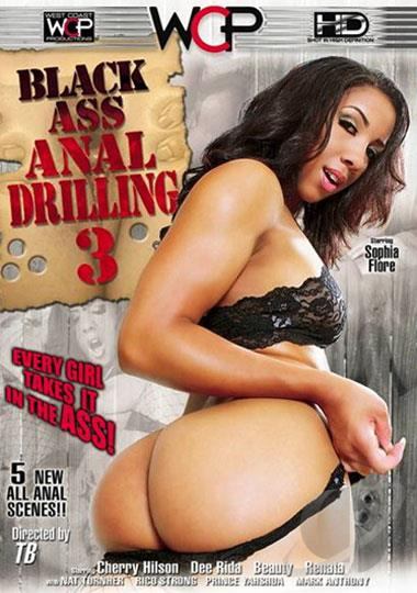 Black Ass Anal Drilling 3 XXX 2013
