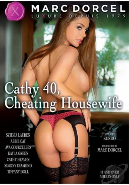 Cathy 40 Cheating Housewife XXX 2014