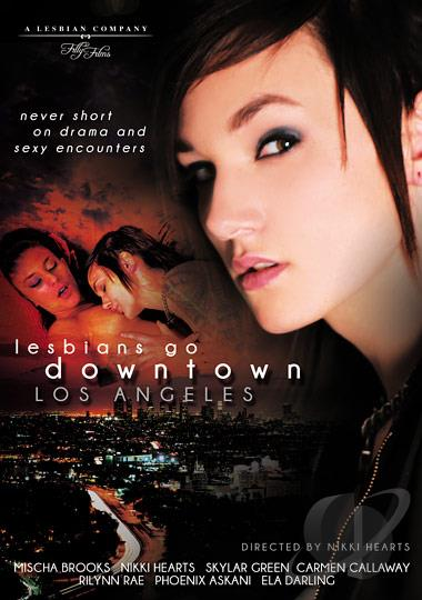 Lesbians Go Downtown Los Angeles XXX 2014-[ฝรั่ง-INTER-EROTIC]-[20+]