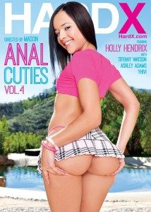 Anal Cuties Vol. 4 2016