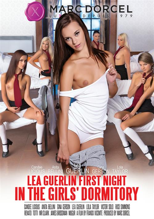 Lea Guerlin- First Night In The Girls' Dormitory XXX 2016-[ฝรั่ง-INTER-EROTIC]-[20+]