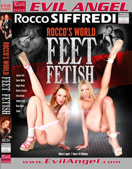 Rocco's World Feet Fetish XXX 2013-[ฝรั่ง-INTER-EROTIC]-[20+]