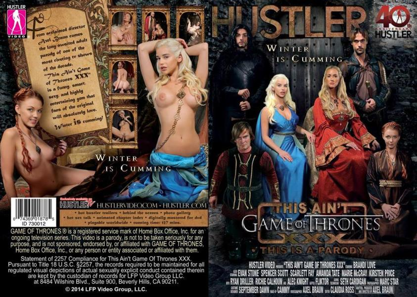 THIS AIN T GAME OF THRONES XXX