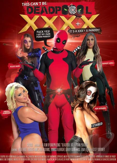 This Can't Be Deadpool XXXX Parody