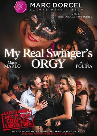 My Real Swinger's Orgy (2016)-[ฝรั่ง-INTER-EROTIC]-[20+]
