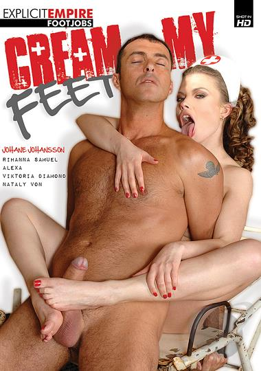 Cream My Feet 2015