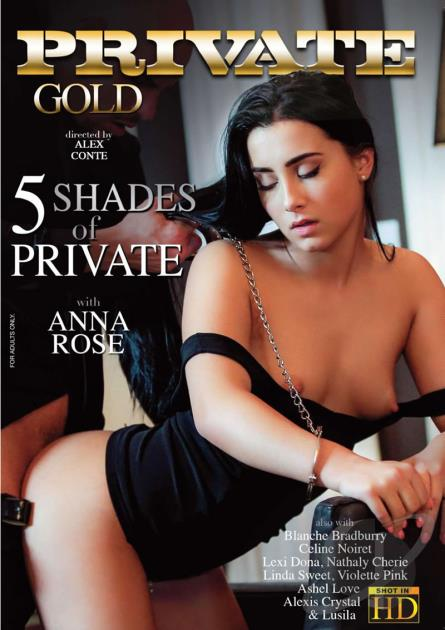 Private Gold 192 – Five Shades Of Private 2015-[ฝรั่ง-INTER-EROTIC]-[20+]
