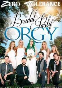 Bridal Party Orgy 2016