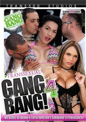 Transsexual Gang Bang! 4 2016