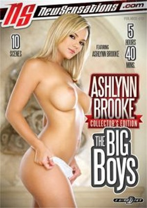 Ashlynn Brooke Collector's Edition – The Big Boys 2016