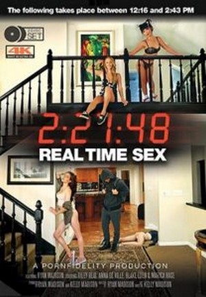 Real Time Sex 2016
