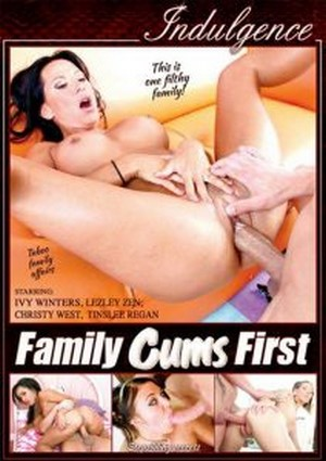 Family Cums First 2016