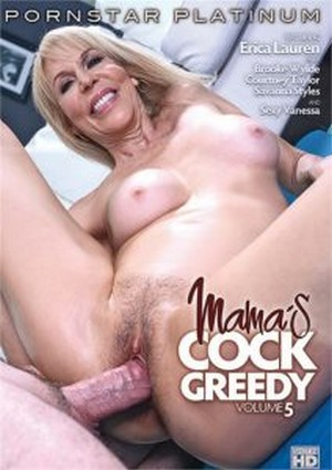 Mama's Cock Greedy Vol. 5 2016