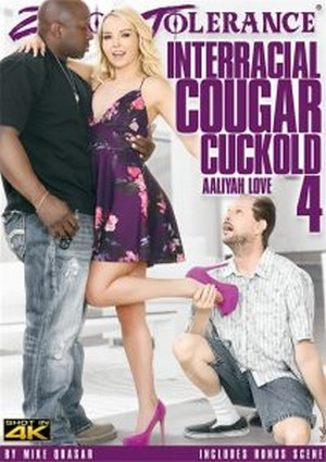 Interracial Cougar Cuckold 4 2017