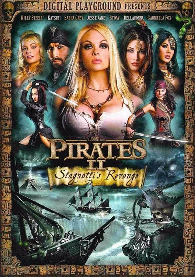 Pirates II Stagnetti's Revenge 2008 ดูหนังอาร์ฝรั่ง-Erotic Rate R Movie [20+]