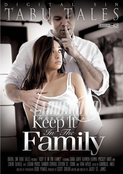Keep It In The Family ดูหนังโป๊ฝรั่ง-Inter Adult Movie XXX [20+]
